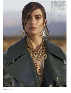Earthy Hippie Chick Editorials : Vogue Brazil Antes do Pôr Do Sol