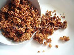 Priya's Versatile Recipes: Quinoa Granola
