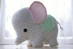 """Tulip, the Wee Elephant"""