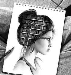 When you open a book you open a mind
