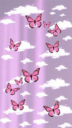 Fondo De Pantalla In 2020 | Butterfly Wallpaper Iphone