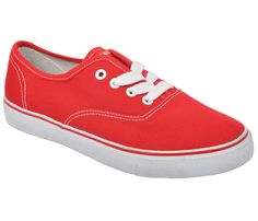 Spend-less Shoes - Joey - Red, $9.95 (http://www.spendless.com.au/joey-red/)