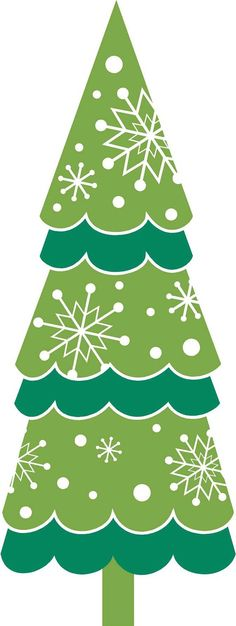 Christmas Tree Wall Decal  SMALL Sparkle by WallGlitz on Etsy, $20.00