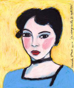 Hannah Barnes - Marguerite de Matisse, 2010