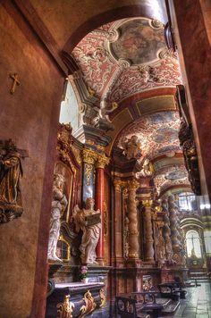 ✮ St Stanislaus(The Bishop) Church, Posnan, Poland