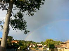 Rainbows in the Gardens