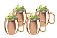Moscow Mule Mug    16 oz Copper Cocktail Mugs    34% OFF