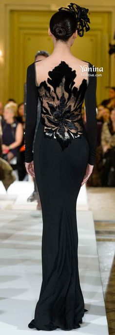 Yanina Spring 2014 Haute Couture  Sexy is Back!