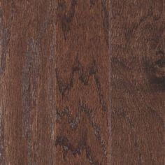 Austin Casual Hardwood, Chocolate Oak Hardwood Flooring | Mohawk Flooring
