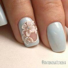 "779 Me gusta, 4 comentarios - Идеи маникюра. Nail design. (@nails.masters) en Instagram: ""@antoninatitkova #manicure #nailart#nailartclub#manicura #маникюр#гельлак#nailartwow…"""