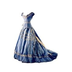 Tumblr ❤ liked on Polyvore featuring dresses, gowns, long dresses, historical and medieval