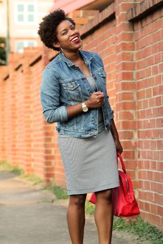 Style Post: The #Denim Jacket