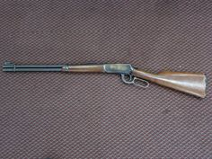 "You are looking at a Winchester Model 94 30-30 Win Lever Action rifle with a Nice Bore that we are selling today. This rifle has been used and does show normal wear. The inside where the rifling is, is good. Bore could use a good clean, the bluing on firearm still appears to be good, wood stock does show some normal wear no cracks. SEE PICS. Bottom of wood stock could use a nice tighten, but firearm is in good working order!!!! Barrel measures approx....20"" long. Inventory # CJL000007"