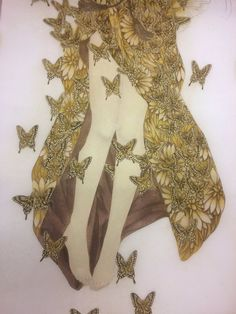 Masaaki Sasamoto lives and works in Yamanashi Prefecture, on the island of Honshu, Japan. The artworks of Masaaki Sasamoto are exhibited at Art Prefectural Gallery of Yamanashi Museum. Yamanashi, Barnett Newman, Alex Colville, Audrey Kawasaki, Butterfly Body Parts, Akira, Group Art, Portraits, Japanese Painting