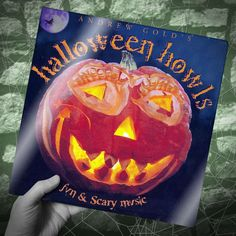"Halloween Music. ""Halloween Howls"" by Andrew Gold."