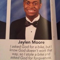 Here is Yearbook Quotes for you. Yearbook Quotes 55 brilliant and funny yearbook quotes to inspire you. Yearbook Quotes 55 brilliant and Funny Shit, Stupid Funny Memes, Funny Relatable Memes, Funny Texts, Too Funny, Funny Stuff, Memes Humor, Funny Humor, Best Yearbook Quotes