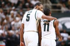 Michigan State Spartans 2012-13
