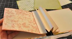 Susan Lui Graphic 45 Little Darlings Mini Album Step 11