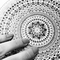Older one 🌟☺️🙌🏼 #wip #art #blackandwhite #black #white #artwork #instaart #iblackwork #mandala #mandalaart #zentangle #doodle #unipin #drawing #illustration #artist #pen #mandalas #mandalala #heymandalas #beautiful_mandala #mandalamaze #coloring_masterpieces #design #doodleart #details #zen_dala #mandala_sharing #zenart #blxckmandalas Doodle Patterns, Zen Art, Mandala Art, Doodle Art, Insta Art, Zentangle, Wip, Doodles, My Arts