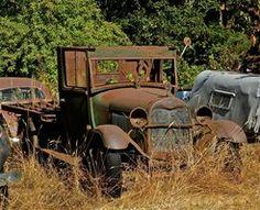 A Truck, A Rusty Truck by *HighWeedsandRust on deviantART