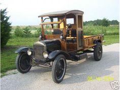 Model T Ford Truck 1923