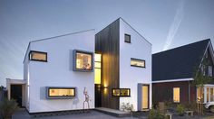 """The 2,421-square-foot Daasdonklaan house is a """"deconstruction of a traditional Dutch house silhouette."""""""