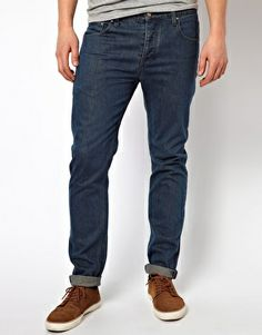 ASOS Slim Jean In Blue