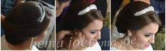 tiara , earring ================================ For best UNIQUE HANDMADE BRIDAL ACCESSORIES , welcome to visit our shop :https://www.etsy.com/shop/Lesense