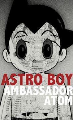 Ambassador Atom by Osamu Tezuka