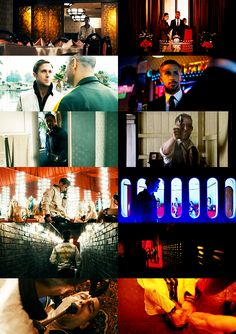Drive / Only God Forgives - Nicolas Winding Refn