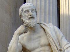 oturan heredot heykeli ile ilgili görsel sonucu