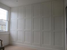 JAMES CARPENTRY | alcove cabinets | wardrobes | bookcases Wardrobes