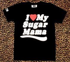 Married to the Mob....I <3 my sugar mama