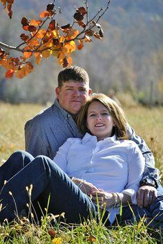 Chris & Alicia Capps - Shoot Me Portraits By Ashley Phillips Couple Portrait