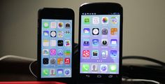 GET IOS 7 HOME AND LOCK SCREEN ON ANDROID DEVICES Posted on Sep 16, 2013    Although many Android users stand partisan against iOS, there ar...