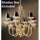 Found it at Wayfair - Salzburg 6 Light Chandelier