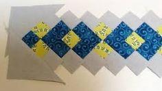 Resultado de imagem para tecnica em patchwork strips