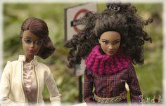 https://flic.kr/p/NEwDMG | Hello Josephine and Tiaret! |  #jswdolls #doll #dollphoto #fashiondoll #mattel #barbie #barbiedoll #barbiecollector