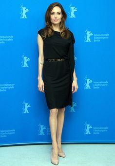 Angelina Jolie - Salvatore Ferragamo