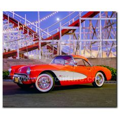By 1957, the design and engineering refinements in the 1957 Chevrolet Corvette made it one of the most enduringly popular sports cars ever manufactured. If you're into thrill rides, consider the 1957