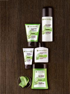 5 new products : The power of botanicals for a fresh and moisturized skin! #yvesrocherusa #mencare
