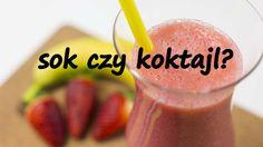 Zastanawiasz się, co jest lepsze: świeżo wyciskane soki czy warzywa i owoce miksowane na koktajl?
