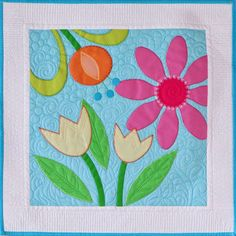 """My """"20 Fresh Appliqué Techniques"""" class launches on Craftsy today!  Details on my blog... http://amandamurphydesign.blogspot.com/2014/06/20-fresh-applique-techniques-now-on.html"""