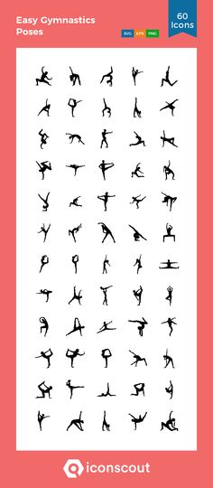 Easy Gymnastics Poses Icon Pack – 60 Glyph Icons Easy Gymnastics Poses Icon Pack – 60 Glyph Icons Related posts:Best Inspiration Mate Makeup : ♡ pinterest:lavieenbleublog No Gym Home Workout PlanCore is key! Rhythmic Gymnastics Training, Gymnastics Stretches, Gymnastics Flexibility, Acrobatic Gymnastics, Gymnastics Workout, Flexibility Workout, Gymnastics For Beginners, Gymnastics Tricks, Gymnastics Skills