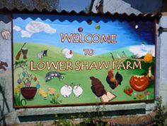 Weekend breaks, events and courses | Lower Shaw Farm (UK): yoga, massage, crafts, mushroom weekend etc