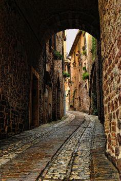 Spello, Italy