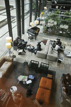 The Conservatorium Hotel, Amsterdam, NL.
