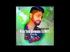 Main Tera Deewana   Trump Mix   Remix By   Dj Saad