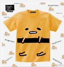 gudetama Cute Egg Kawaii Gudegude-Egg cosplay T short sleeves Anime outfit Top