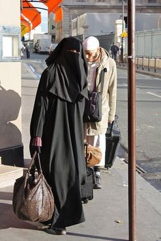 Wear hijab properly lyk this